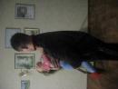 Олежка танцует с Анечкой