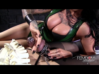 Austin lynn - rubber sissy submission