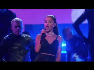 Ariana Grande - Dangerous Woman & Into You (Billboard Music Awards 2016)