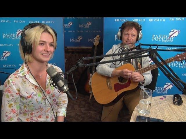 Группа Меланж на Радио России. Иркутск 23.05.2016