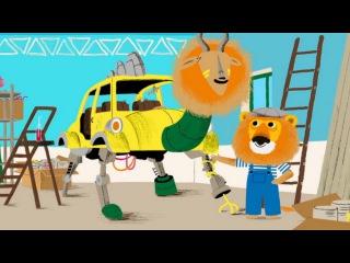 Мук (Mouk). Мультфильмы для детей. Путешествие на велосипеде. Совсем как новый (17 серия)