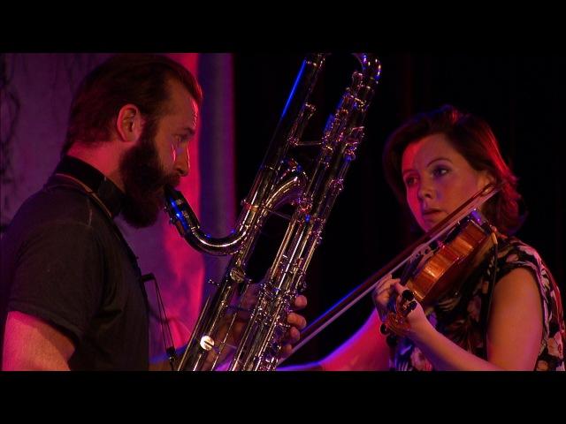 Discover Jazz Colin Stetson Sarah Neufeld Duo