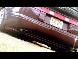 Subaru SVX Lucy Burping  Launch Control  2 Step
