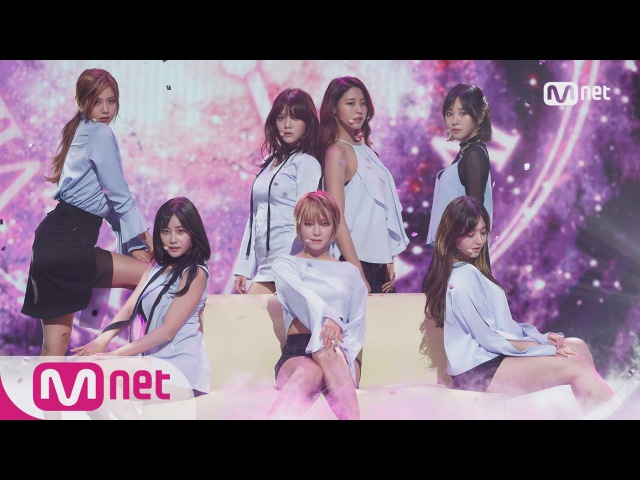 [AOA - 10 seconds] Comeback Stage l M COUNTDOWN 160519 EP.474
