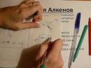 Алкены. Изомерия алкенов. ЕГЭ. Органическая химия.