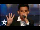 Human Beatbox Neil Amazes Everyone Asias Got Talent Episode 4