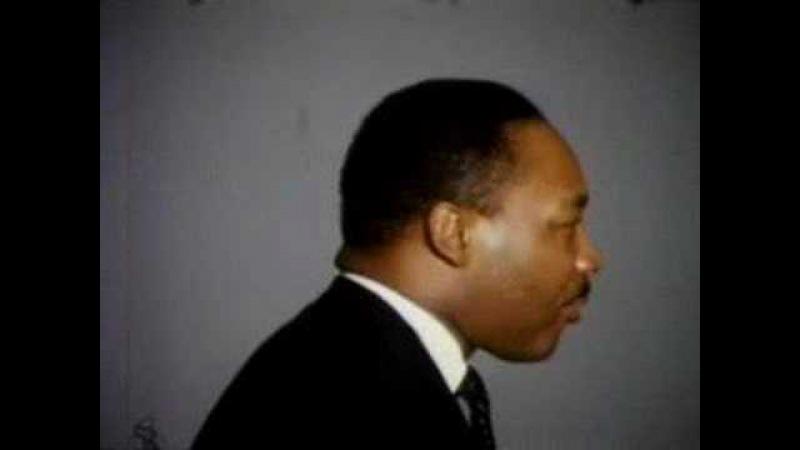 Dr. King Said It: I'm Black and I'm Proud!