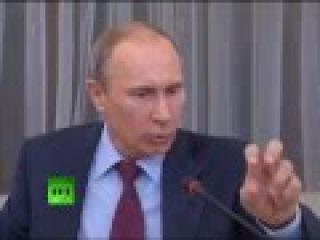 """В.Путин: """"Эхо Москвы"""" отстаивает интересы чужого государства"""