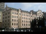Баку. Офис-центр Landmark (старая мельница). Парк Фикрета Амирова