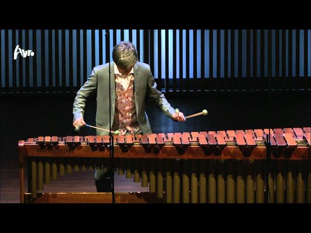 Bach on Marimba: Vioolsonate nr. 1 BWV 1001 - Koen Plaetinck