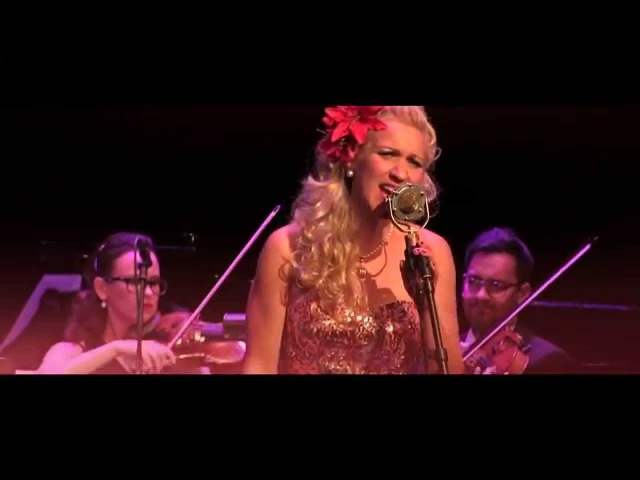 GUNHILD CARLING with strings - SLOW PASSIONATE - jazz swing w Musica Vitae