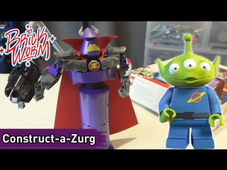 Lego Toy Story: Construct-a-Zurg (7591) - Ретро Brickworm