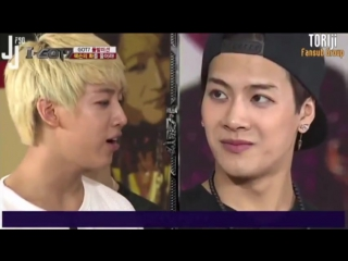 Jackson (Got7) - laugh [PART 2] - laughing compilation - funny moments