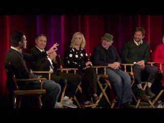 28 ноября 2015: Q&A с актёрами фильма «Джой» в Нью-Йорке