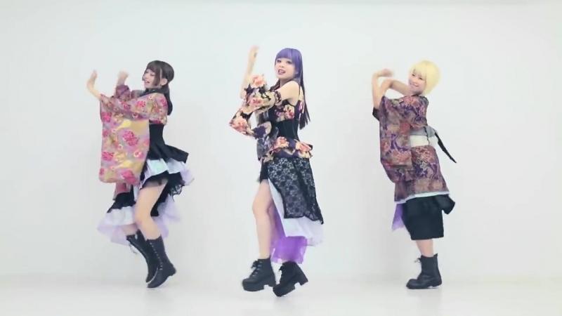 Miume・MARiA・217 Gokuraku Jodo Tried Dancing No 4