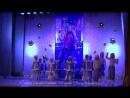 танец Русские зимы фестиваль -Танцующий город 2016 год