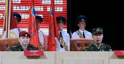 Спецназ Китая и России развернули учения в Балашихе