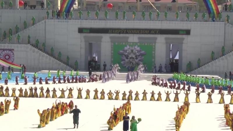 Таҷлили Наврӯз 2016 дар Душанбе