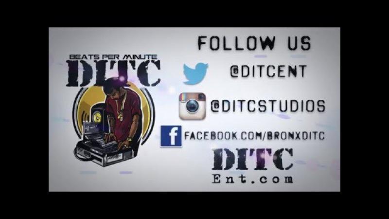 DITC STUDIOS BEATZ PER MINUTE feat. MOTIF ALUMNI