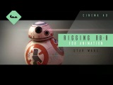 Rigging BB-8 from Star Wars // Cinema 4D Tutorial