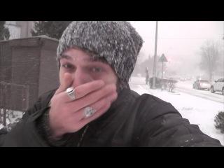 Снежный АД в Туапсе, Новый Год и Спасение Птенцов