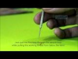 Chain stitch -AriKarchobimaggam work