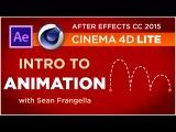 Cinema 4D Tutorial - Animation Basics with Keyframes, Motion Curves, and the Animation Timeline