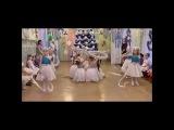 Танец «СНЕЖИНКИ» (с лентами и обручами) Авторская разработка. Хореограф О.А. Лукашенко