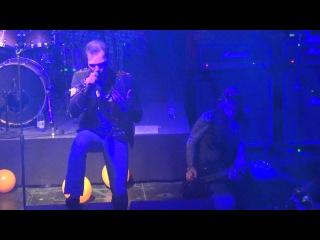 МАВРИН + Михаил Сидоренко - Корабль-призрак - Москва, Театръ 28.02.2016