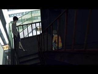 [SHIZA] Эхо Террора / Zankyou no Terror TV - 5 серия [Elias & Oni] [2014] [Русская озвучка]