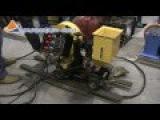 Установка для автоматической дуговой сварки под флюсом MZ-1000 TQ-A