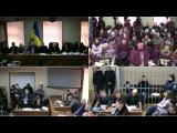 Засідання від 14.01.2016 у справі про «Вбивства 39 людей 20.02.2014 під час Євромайдану».