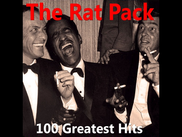 Frank Sinatra, Dean Martin Sammy Davis Jr - The Rat Pack: 100 Greatest Hits (AudioSonic Music)...