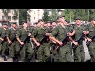 Присяга В/Ч 74400 Переславль Залесский 01/08/2015