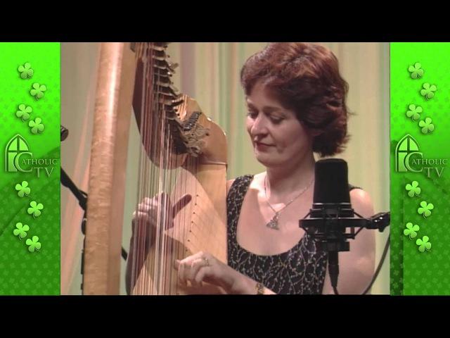 Aine Minogue - Harpist