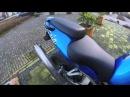 Kawasaki zx9r ninja leovince exhaust