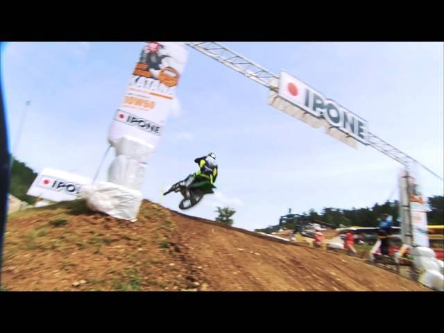Ipone's specificity : 100% motorcycle !