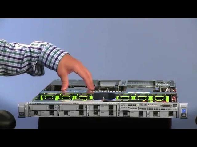Cisco UCS C220 M4 для установки в стойку