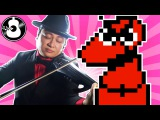 Undertale - Dummy!/Ghost Fight (Swing/Dixie Jazz Violin Guitar Cover/Remix) || String Player Gamer