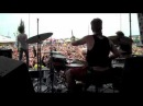 Tanner Wayne w/ Underoath A Boy Brushed Red... Living In Black And White Live @ Warped Tour 2009