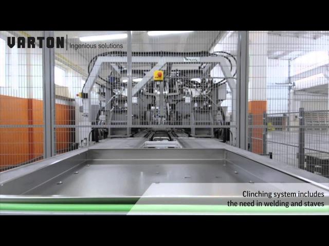 Светодиодные светильники VARTON - сделано в России