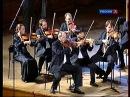 W. A. Mozart. Symphony No.41 Jupiter C Major, KV 551 - The Chamber Orchestra Moscow Virtuosi , con. R. B. Barshai. Andante cantabile (13:29), Menuetto (Allegretto) (26:46)
