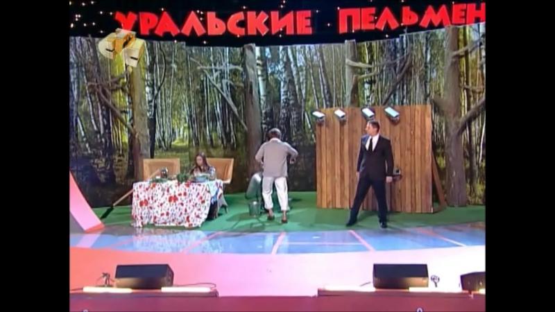 Дмитрий Медведев на даче (Уральские Пельмени)