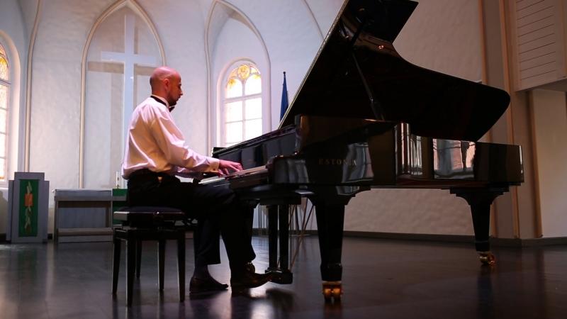 Ф. Шуберт. Соната a-moll (соч. 42), moderato. Международный конкурс пианистов-любителей «Фортепианные мосты». Июль, 2015 г.