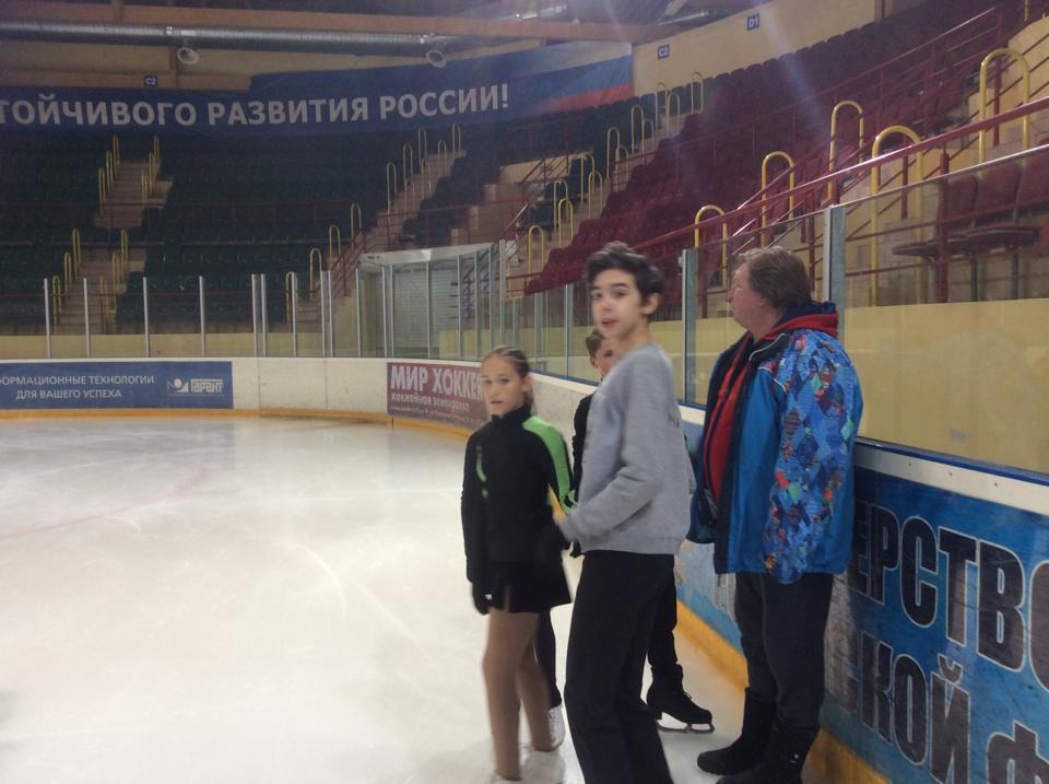 Группа Светланы Ляпиной - СШОР «Синяя птица» (Москва) WAMHWogn-Yk