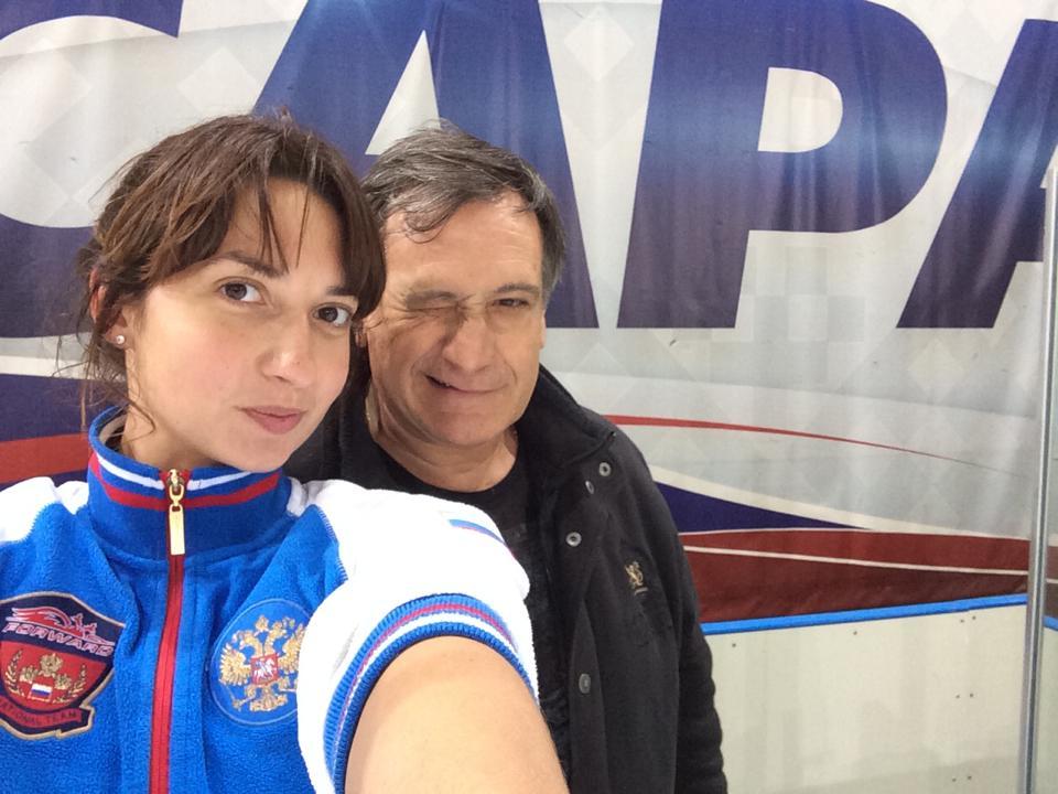 Группа Светланы Ляпиной - СШОР «Синяя птица» (Москва) UbtcHe5x0eQ