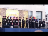 Кразнознаменный ансамбль песни и пляски северного флота
