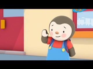 Чупи в школе - Новенький / В школе после уроков (2 в 1) - смотреть мультфильмы онлайн на mult-karapuz.com