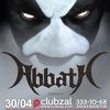 ABBATH (Norway) || 30.04.16 || Санкт-Петербург