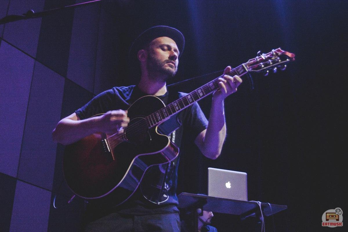 концерт Найка Борзова в Центральном Доме Художника